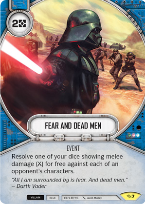 Fear and Dead Men