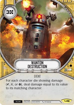 Wanton Destruction