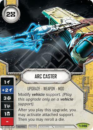 Arc Caster