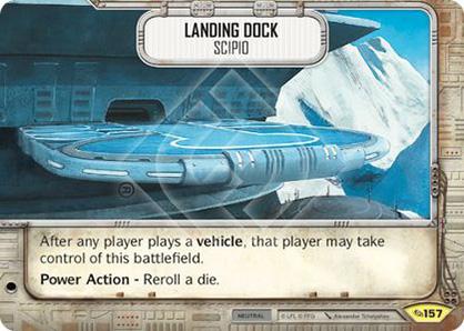 Landing Dock