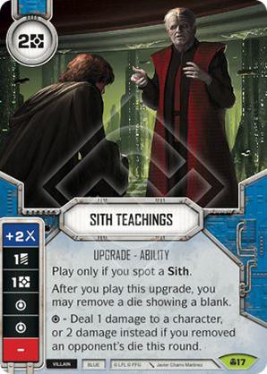Sith Teachings