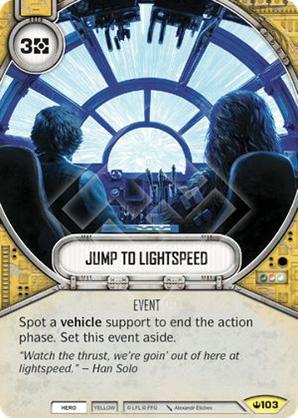 Jump To Lightspeed