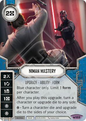 Niman Mastery