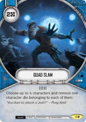 Quad Slam