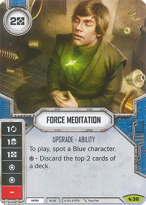 Force Meditation