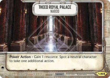Theed Royal Palace