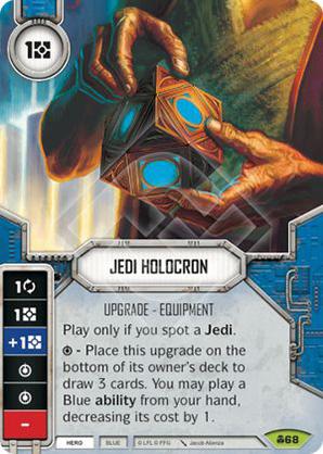 Jedi Holocron