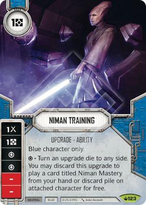 Niman Training